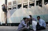 У Єгипті пасажири влаштували аварію поїзда