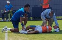Долгополов получил очередную травму
