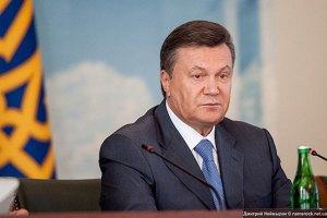 Янукович направив співчуття Уго Чавесу