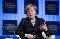 Популярность Меркель достигла наивысшего уровня за последние три года