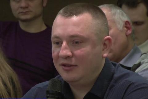 """Главаря """"Оплота"""" Жилина убили в Подмосковье"""