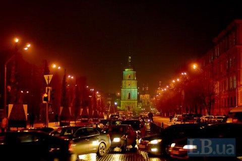 Центр Киева остался без света из-за повреждения высоковольтного кабеля