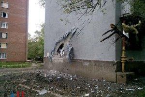 У Донецьку вночі тривали обстріли