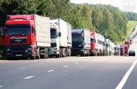 Київ обмежив рух вантажівок через спеку