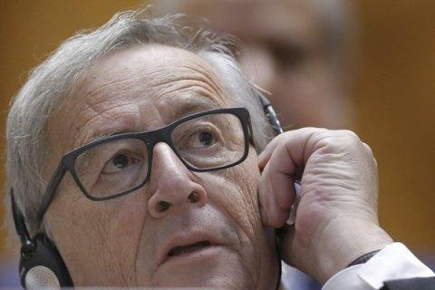 Юнкер не видит разницы между Порошенко и Зеленским в отношении России