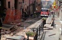 В Італії через вибух газу постраждав мер міста