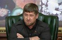 """Кадиров звинуватив МВС Росії у """"спробі виправдати незаконні дії"""""""