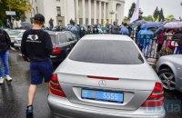 Імпорт вживаних автомобілів в Україні вийшов на новий рекорд