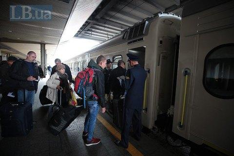 Укрзалізниця открыла реализацию билетов напоезда, курсирующие после 9декабря