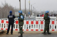 Україна попросила ОБСЄ не пускати на ділянки розведення бойовиків з пов'язками СЦКК
