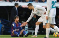 """Напередодні матчу Ліги чемпіонів """"Ювентус"""" - """"Барселона"""" Мессі висловився про суперництво з Роналду"""