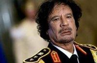 Каддафи умрет, но пост не покинет