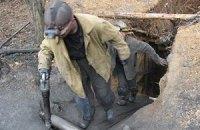 Боевики хотят затопить шахту и захватить все копанки