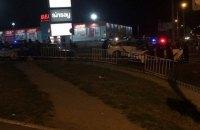 Трое патрульных пострадали во время разгона дрифтеров в Ровно