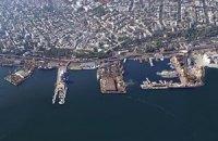 Одесский порт поддержал акцию Ахметова против сепаратизма