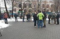 """Проросійська акція """"За мир"""" у центрі Києва не відбулася"""