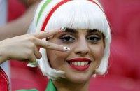 В Иране впервые с 1979 года женщинам разрешили смотреть футбол на стадионе