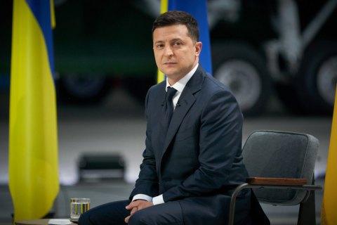 """Зеленский надеется на встречу с Путиным """"для активизации мирных переговоров"""""""