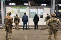 СБУ: на пункте пропуска в Сумской области за пересечение границы собирали по 2 тыс. грн с микроавтобуса