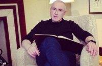 СК РФ назвав Ходорковського можливим замовником вбивства мера Нєфтєюганська