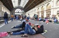 В Нидерландах для разгона демонстрации против беженцев вызвали спецназ