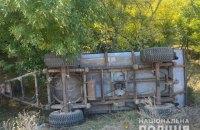 На Одещині перекинувся трактор з дітьми у причепі, один хлопчик загинув (оновлено)