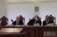 Журналистов не пустили на суд по делу Луценко