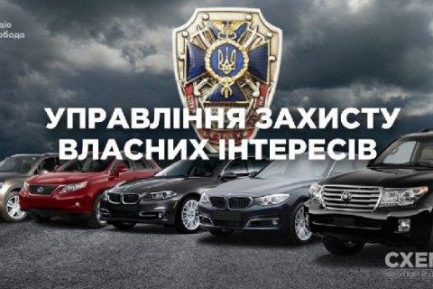 СБУ візьметься засвоїх працівників налюксових авто після скандального розслідування
