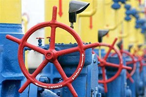 Запаси газу в Україні за тиждень зросли на 9%