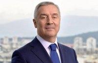 Порошенко привітав Джукановича з перемогою на президентських виборах у Чорногорії