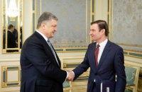 Порошенко і заступник держсекретаря США Хейл обговорили посилення тиску на Росію