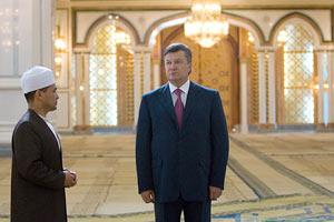 Скакун для Януковича