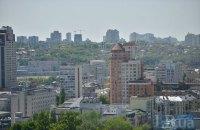 В понедельник в Киеве будет до +20 градусов