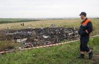 """На месте катастрофы """"Боинга"""" на Донбассе нашли новые останки"""