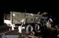 У Херсонській області в результаті зіткнення військових вантажівок загинув контрактник