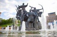 Спека в Києві у п'ятницю побила 90-річний рекорд