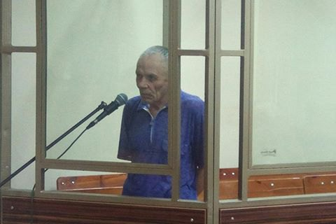 61-річного українця засудили в Росії до 12 років за звинуваченням у підготовці теракту
