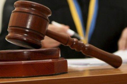 Арестант пытался совершить самоубийство на заседании суда в Киеве