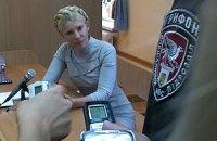 Тимошенко отказалась задавать вопросы Ющенко во имя Майдана