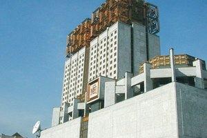 В здании Российской академии наук произошел взрыв, погиб один человек