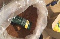В Харьковской области нашли подпольное производство кофе Jacobs