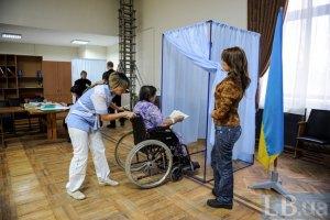 В Одесі справжнім хворим не дають голосувати
