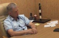 Сотрудник МВД попался на получении взятки за возврат автомобиля со штрафплощадки