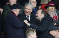 """Фергюсон на повышенных тонах разговаривал с директором """"Манчестер Юнайтед"""" на матче АПЛ"""