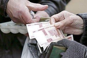 В 2011 году инфляция в Беларуси превысила 100%