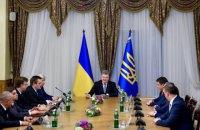 Порошенко просит Сытника и Холодницкого быть достойными своих должностей