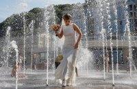 У неділю в Києві до +32 градусів