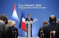 G20 решает судьбу еврозоны в Париже