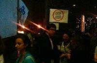 """""""Демальянс"""" оголосив безстроковий протест і вимагає перерахунку голосів"""