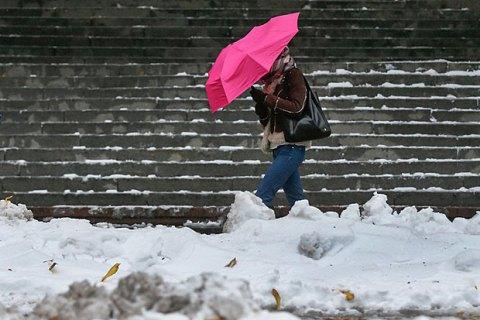 Минула зима виявилася на 2ºС теплішою за кліматичну норму